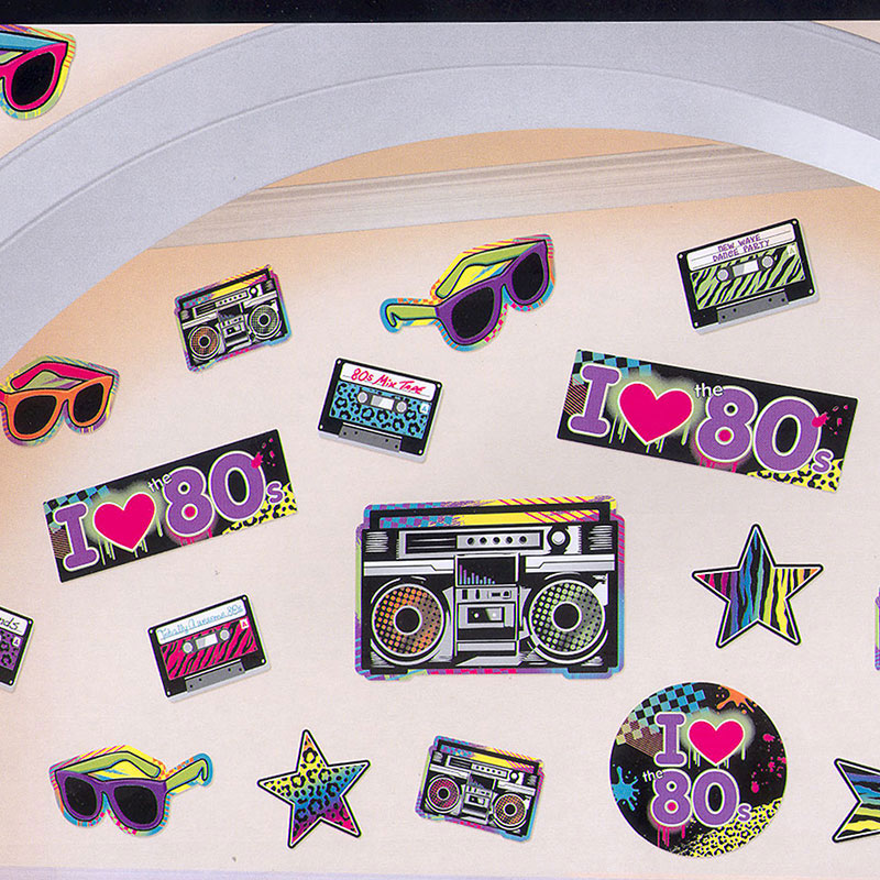 Totally 80s theme party 80s party supplies party city memes for 1980s party decoration ideas