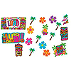 TIKI VALUE CUTOUTS DECORATIONS PARTY SUPPLIES
