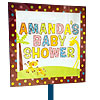 FISHER PRICE BABY LAWN SIGN PARTY SUPPLIES