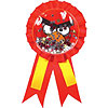 ANGRY BIRDS AWARD RIBBON PARTY SUPPLIES