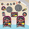 DISCONTINUED CLASSIC 50'S DECORATING KIT PARTY SUPPLIES