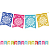 FIESTA PAPER FLAG BANNER PARTY SUPPLIES