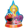 SESAME STREET HAT PARTY SUPPLIES