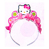 HELLO KITTY BALLOONS TIARA PARTY SUPPLIES