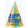 A YEAR TO CELEBRATE PARTY HATS PARTY SUPPLIES
