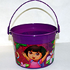DORA THE EXPLORER FAVOR CONTAINER (6/CS) PARTY SUPPLIES