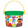 DISCONTINUED SESAME STREET FVR CONTAINER PARTY SUPPLIES
