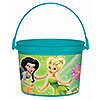 DISCONTINUED TINKERBELL FAVOR CONTAINER PARTY SUPPLIES