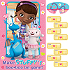 DOC MCSTUFFINS PARTY GAME PARTY SUPPLIES