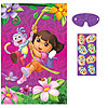 DORA THE EXPLORER PARTY GAME (6/CS) PARTY SUPPLIES
