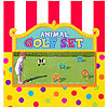 ANIMAL HOLE GOLF GAME SET PARTY SUPPLIES