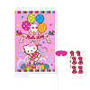 HELLO KITTY BALLOONS PARTY GAME PARTY SUPPLIES