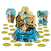 DISCONTINUED JAKE NL PIRATE TABLE DÉCOR PARTY SUPPLIES