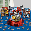 TRANSFORMERS TABLE DECORATING KIT PARTY SUPPLIES