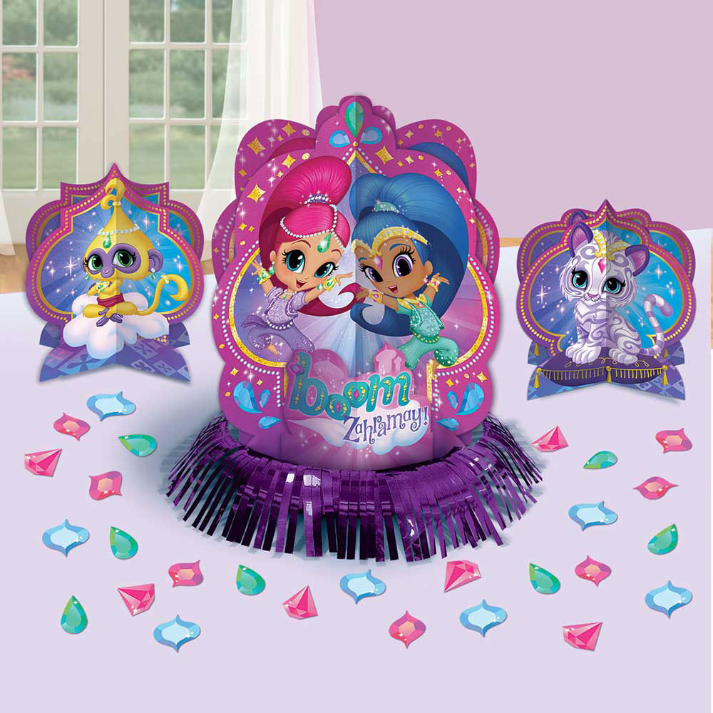 959e329776c Click for larger picture of SHIMMER & SHINE TABLE D COR KIT PARTY SUPPLIES