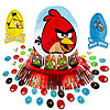 ANGRY BIRDS TABLE DECORATING KIT PARTY SUPPLIES