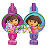 DORA THE EXPLORER BLOWOUTS (48/CS) PARTY SUPPLIES