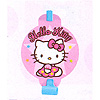 HELLO KITTY BALLOONS BLOWOUT PARTY SUPPLIES
