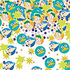 DISCONTINUED PHINEAS & FERB CONFETTI PARTY SUPPLIES