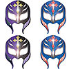 WWE MASKS PARTY SUPPLIES