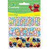 DISCONTINUED SESAME STREET CONFETTI PARTY SUPPLIES