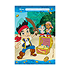 DISCONTINUED JAKE NL PIRATE TREAT SACK PARTY SUPPLIES