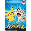 DISCONTINUED PIKACHU & FRND TREATSACK PARTY SUPPLIES