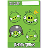 ANGRY BIRDS TREAT SACK PARTY SUPPLIES