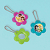 DISCONTINUED TINKERBELL MIRROR KEYCHAIN PARTY SUPPLIES
