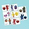 SESAME STREET PARTY TATTOOS PARTY SUPPLIES