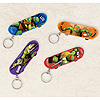 TEENAGE MUTANT TURTLES KEYCHAIN SKATEBOA PARTY SUPPLIES