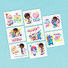 DOC MCSTUFFINS TATTOO FAVORS PARTY SUPPLIES