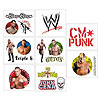 WWE TATTOO FAVORS PARTY SUPPLIES