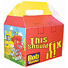 BOB THE BUILDER FAVOR BOXES PARTY SUPPLIES