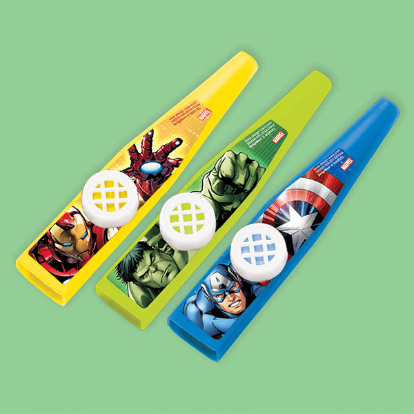 AVENGERS KAZOOS PARTY SUPPLIES