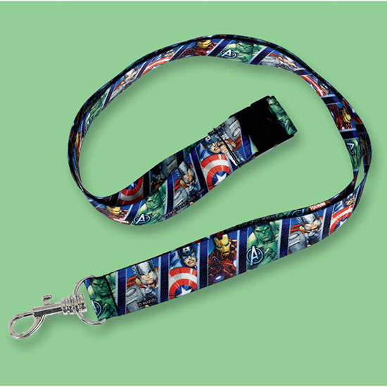 AVENGERS LANYARD PARTY SUPPLIES