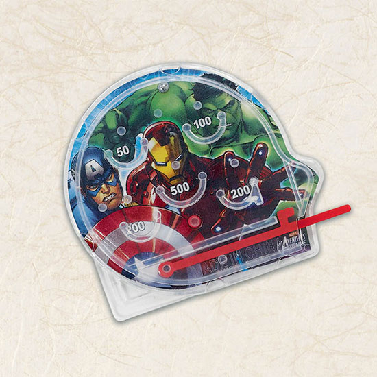 DISCONTINUED AVENGERS PINBALL FAVORS PARTY SUPPLIES
