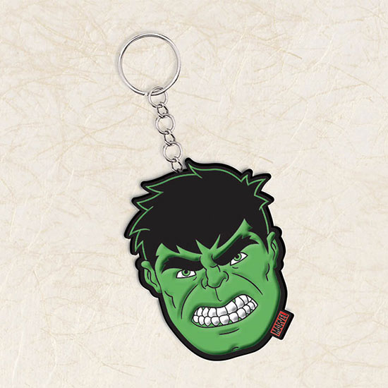 DISCONTINUED AVENGERS KEYCHAIN FAVOR PARTY SUPPLIES