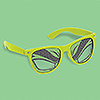 AVENGERS PRINTED LENS GLASSES PARTY SUPPLIES