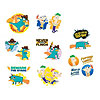 DISCONTINUED PHINEAS & FERB TATTOOS PARTY SUPPLIES
