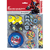 TRANSFORMERS BULK FAVOR PACK PARTY SUPPLIES