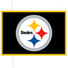 PITTSBURGH STEELERS PLASTIC FLAG PARTY SUPPLIES