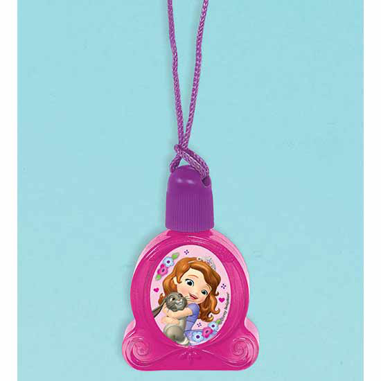 SOFIA THE FIRST BUBBLE NECKLACE PARTY SUPPLIES