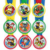 PAW PATROL AWARD MEDALS PARTY SUPPLIES