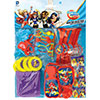 SUPERHERO GIRL VALUE FAVOR PACK PARTY SUPPLIES