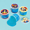 SUPERHERO GIRL OOZE PUTTY FAVOR PARTY SUPPLIES