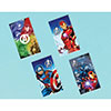 AVENGER EPIC NOTEPAD FAVORS PARTY SUPPLIES