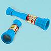 DISCONTINUED JAKE NL PIRATE TELESCOPE PARTY SUPPLIES