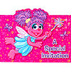 DISCONTINUED ABBY CADABBY INVITATION PARTY SUPPLIES