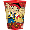 DISCONTINUED JAKE NL PIRATE SOUVENIR CUP PARTY SUPPLIES
